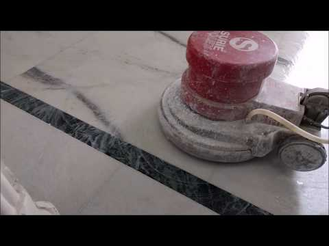 How to Polish Marble with mirror finish