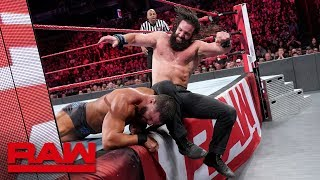 Bobby Roode vs. Elias: Raw, May 21, 2018