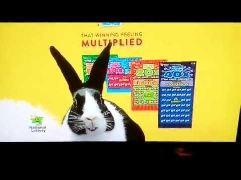 The National Lottery Ireland - Legend - Rabbit