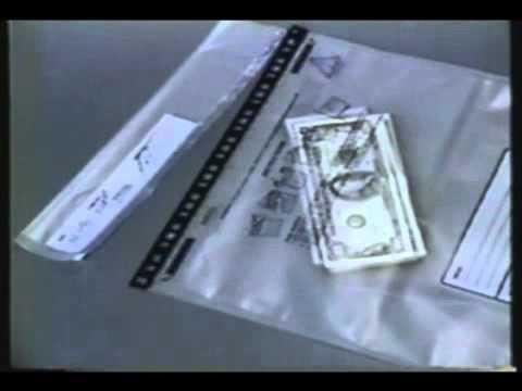Envelope plástico de seguranca Starlock