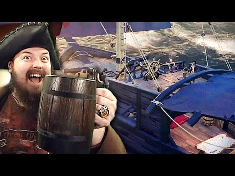 Gotta Pay That Cannonball Tax! (Sea of Thieves Highlights #7) Ft. Cletus, CrReaM, and GassyMexican