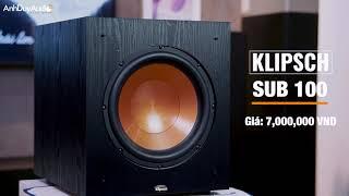AnhDuyAudio   Lựa Chọn SUBWOOFER Và Cách Điều Chỉnh Khi Xem Phim