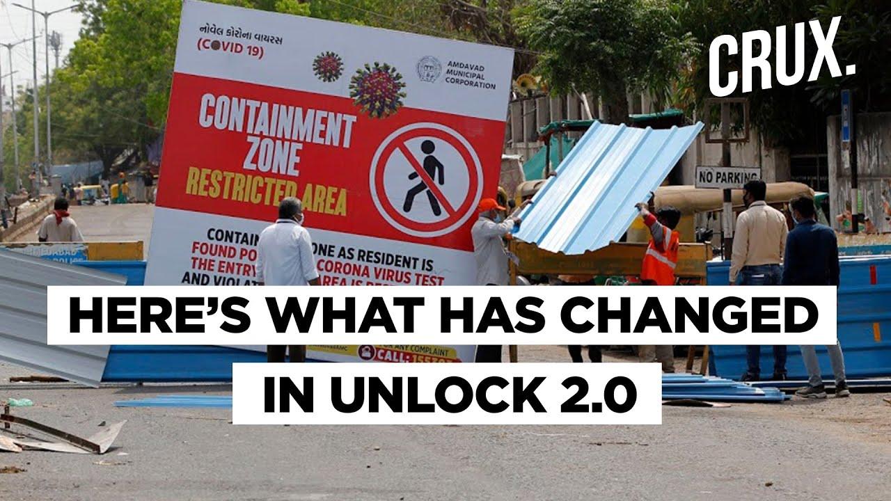 Breaking News - Unlock 2.0 Ends Friday