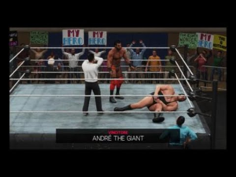 Download Wwe 2k19 - Dream Match - André The Giant Vs. Jinder Mahal