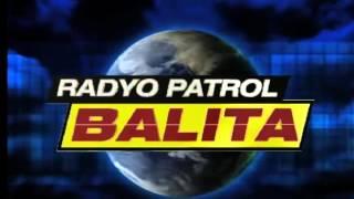Radyo Patrol Balita Intro