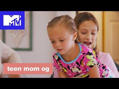 Catelynn, Tyler & Nova Celebrate Carly's Birthday | Teen Mom OG | MTV