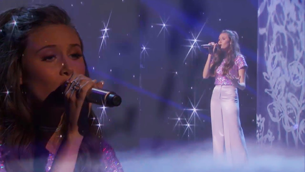 Makayla Phillips: Heidi Klum's Golden Buzzer Cried After Perform