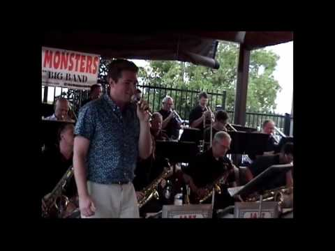 Live with the Jazz Monsters Big Band