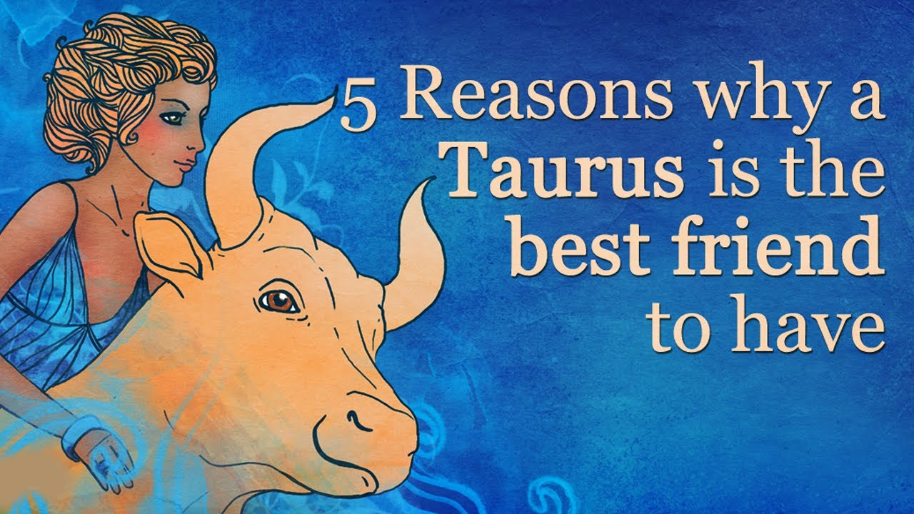 4 Things You Need To Know About Being Friends With A Taurus