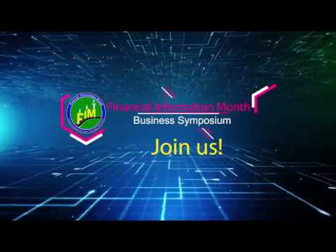 2018 Financial Information Month Business Symposium