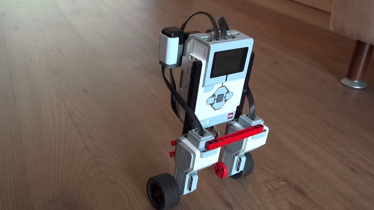 testing an ev3 balancing robot youtube. Black Bedroom Furniture Sets. Home Design Ideas