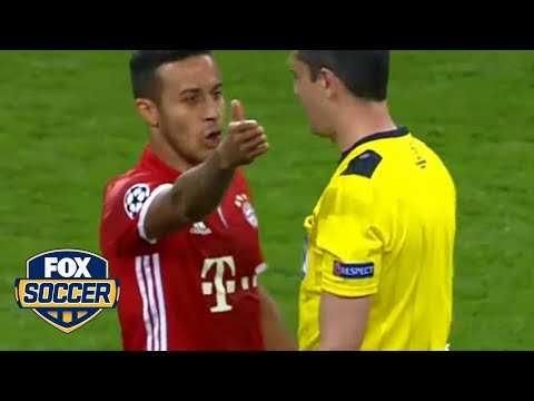Referee controversy overshadows Real Madrid's win against Bayern Munich  FOX SOCCER