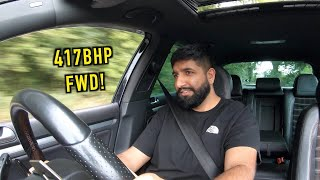 FIRST DRIVE in my 417BHP GTI Edition 30!
