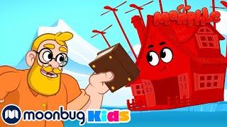 Morphle on Vacation + MORE Super Morphle and Mila Cartoons - MOONBUG KIDS - Superheroes