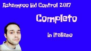 ashampoo Hdd Control 2017 Completo in Italiano