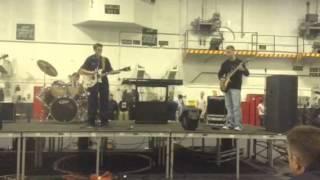 USS Stennis Idol Contestants-Jamie Meyer/Keith Foshee