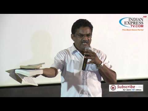 rathnakumar writer emosinal speech kutraparambarai story issue press meet