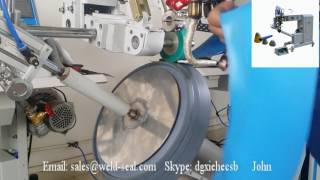 PVC Inflatable Boats Making Hot Air Welding Machine