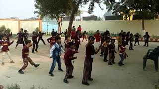 Dance Practice on Etni Si  Hasi  song.