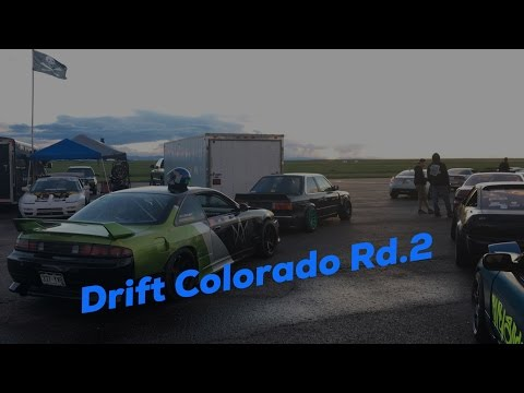 Drift Colorado Rd.2 | 2 Day Bash | Weed sprayer Radiator Mis