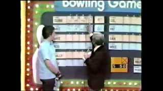 Glenn Dotson appearing on The Bowling Game. Aired January 02, 1980 on WVTV Channel 18, Milwaukee, Wisconsin.