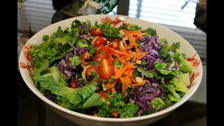 """Витаминный салат """"НОВИНКА"""" самый вкусный рецепт в мире!"""