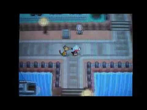 Pokemon soul silver Poke flute tutorial prt 3