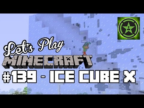 Let's Play Minecraft: Ep. 139 - Ice Cube X