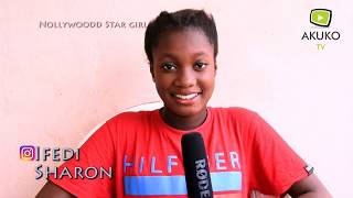 Interview with Nollywood Shooting Star {IFEDI SHARON} by AKUKOTV