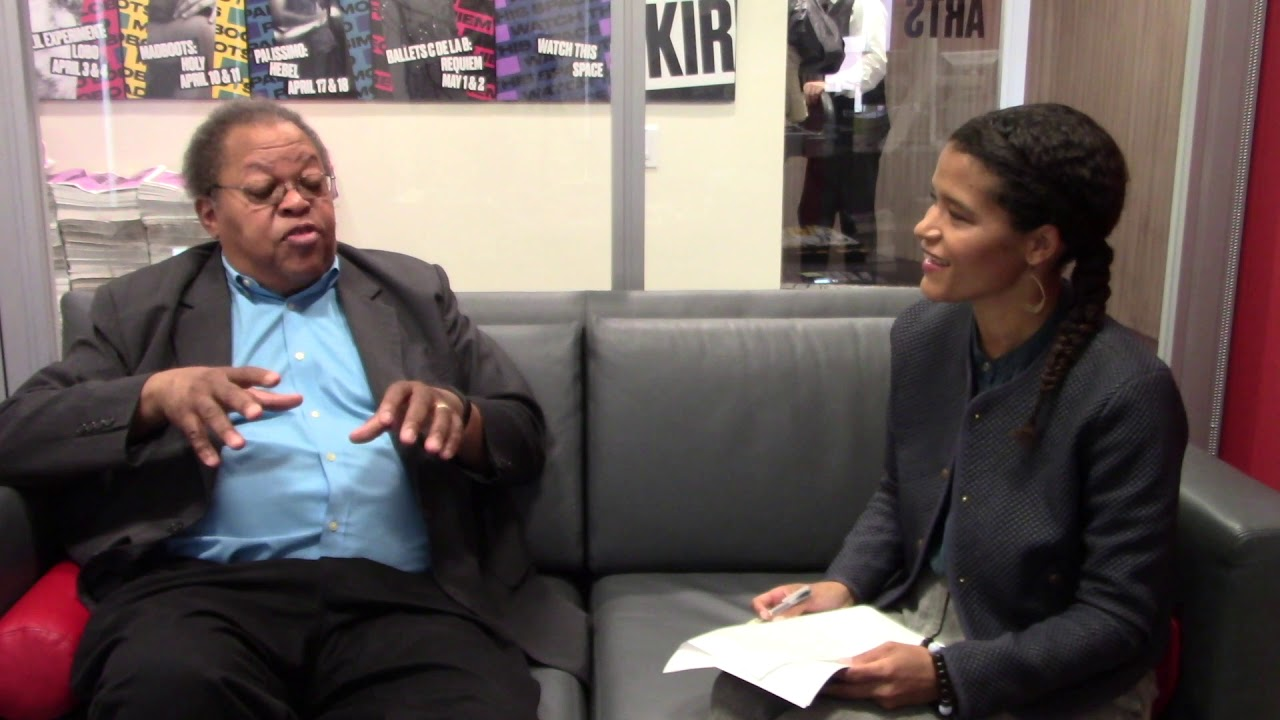 "Office Hours: George Lewis and Leila Adu-Gilmore on ""Soundlines"""