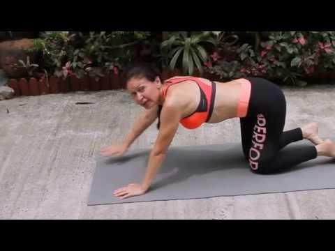 ≫Болит поясница? Выполняйте Эти Лечебные Упражнения!