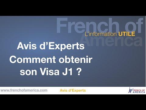 Comment obtenir son Visa J1 pour les USA. French Of America