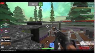 Roblox: Advanced Warfare Tycoon, Partie 2!