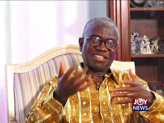 Upclose with Prof.George Ofori - PM Personality Profile on JoyNews (27-7-18)