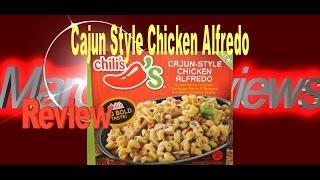 Chilli's Cajun Style Chicken Alfedo Review