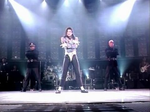 "Michael Jackson - ""Jam"" Live in Bucharest 1992 (HD)"