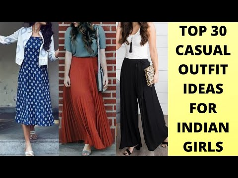 Indian Outfit Ideas For College | Cute College Outfit Ideas For Girls