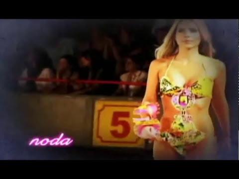 Making off  Sandra Valencia 2010 en Modelos TV.