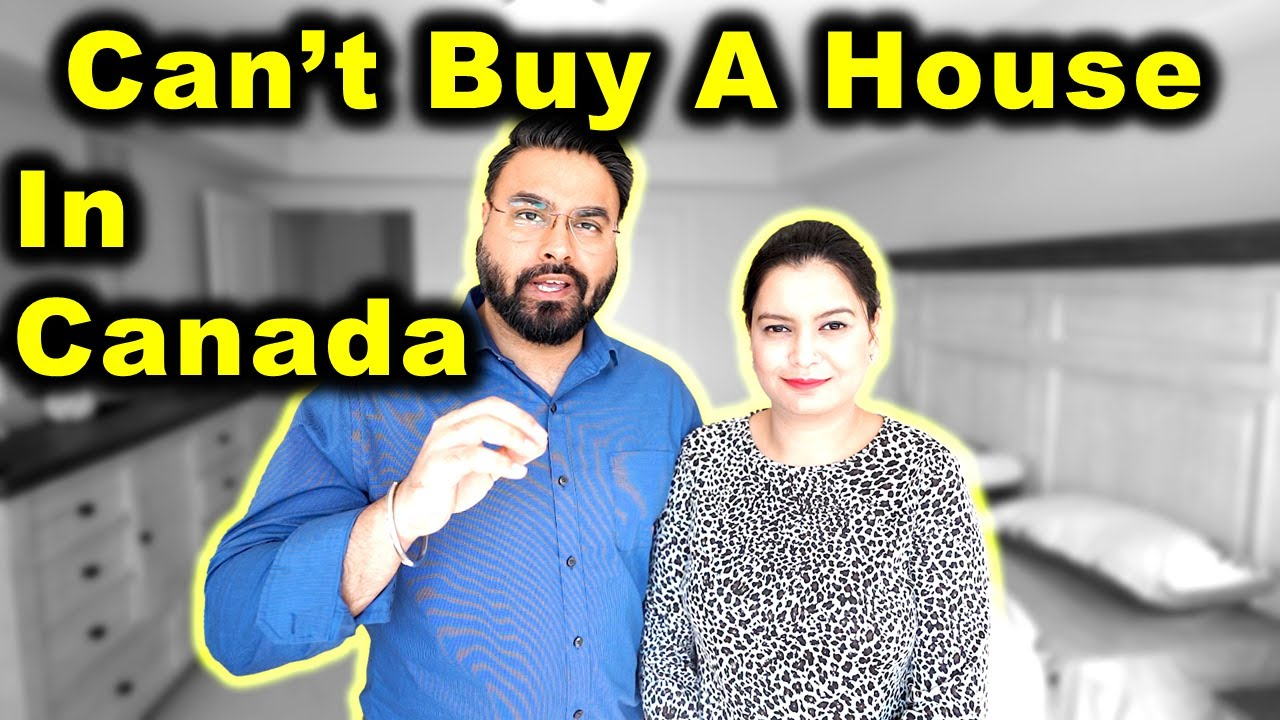 You Can't Buy A House In Canada Without This... | Canada Couple Vlogs