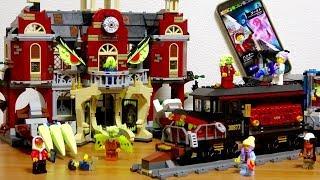 ARでゴーストハント!スマホアプリで楽しさ倍増!レゴヒドゥンサイドゴーストハント / LEGO HIDDEN Side ghost hunt