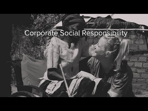 Corporate Social Responsibility at Euromonitor International