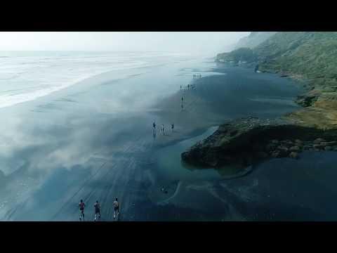 Whatever It Takes: Sand Dunes at Kariotahi Beach