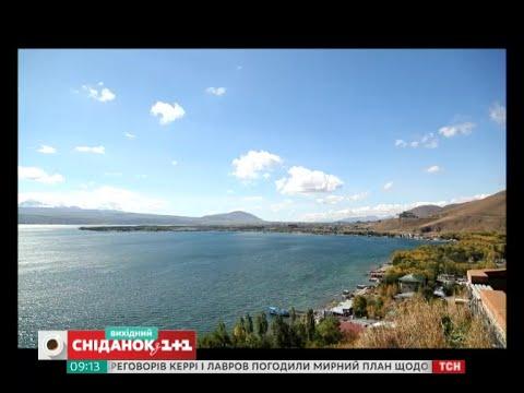 Мій путівник. Вірменія – місцевий колорит та маленька Україна в Єревані