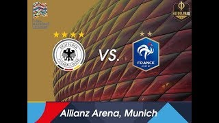 Download Video Germany vs France   Highlights  - 6 Sep 2018 - Goals & Highlights - UEFA Nations League MP3 3GP MP4