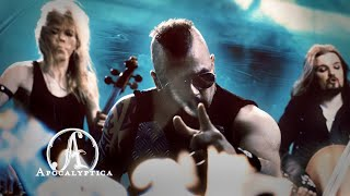 Apocalyptica feat. Joakim Brodén - Live Or Die (Official Video)