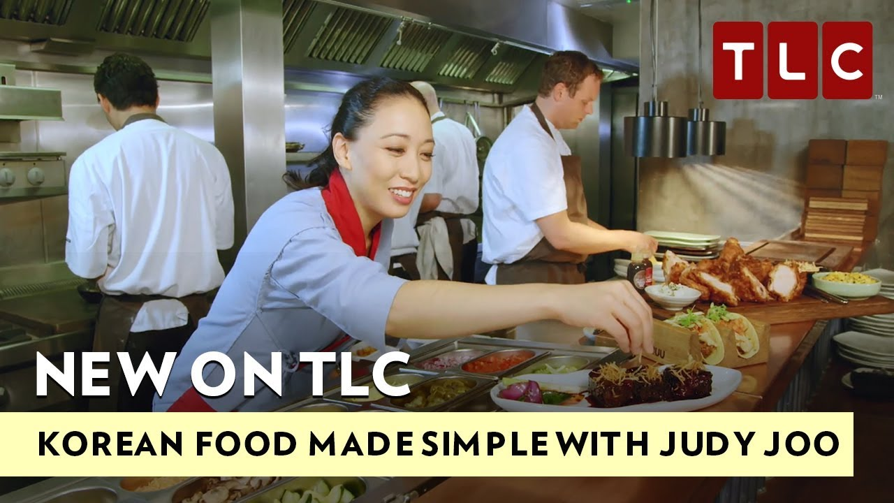 Korean food made simple with judy joo 2 new on tlc youtube korean food made simple with judy joo 2 new on tlc forumfinder Gallery