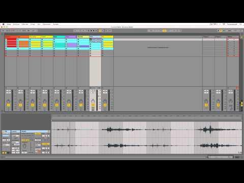 Ableton Live - Tutorial 05 : Lanzar clips