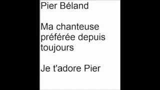 Pier Béland - C