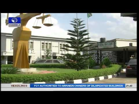 Law Weekly: NJC Recommends New Chief Justice of Nigeria Prt 2