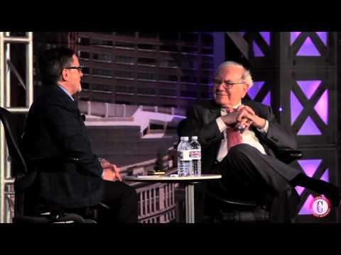 Warren Buffett speaks in Detroit 9/18/2014
